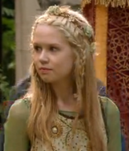 Reign Screencap - Horse Hair