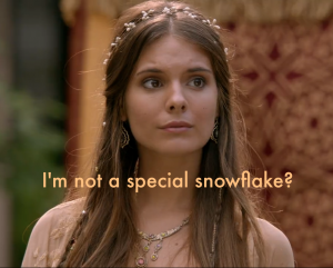 Reign Screencap - Kenna