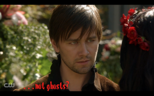 Reign Screencap - Not Ghosts