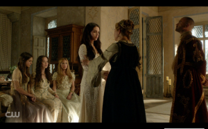 Reign Screencap