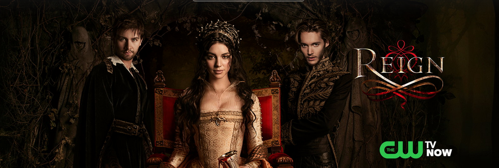 Reign Promo Image