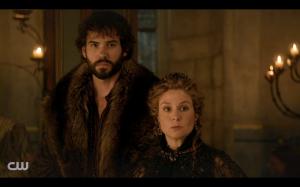 Reign - Fur coat