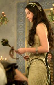Reign - Artemis Costume