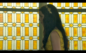 Reign - Newly yellow windows