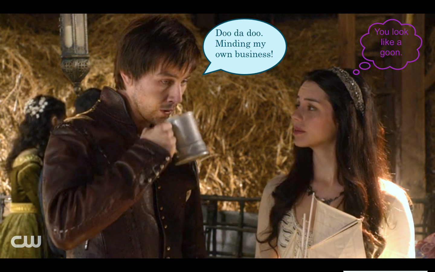 Rhymes With Nerdy – Reign – S01E05 – A Chill in the Air