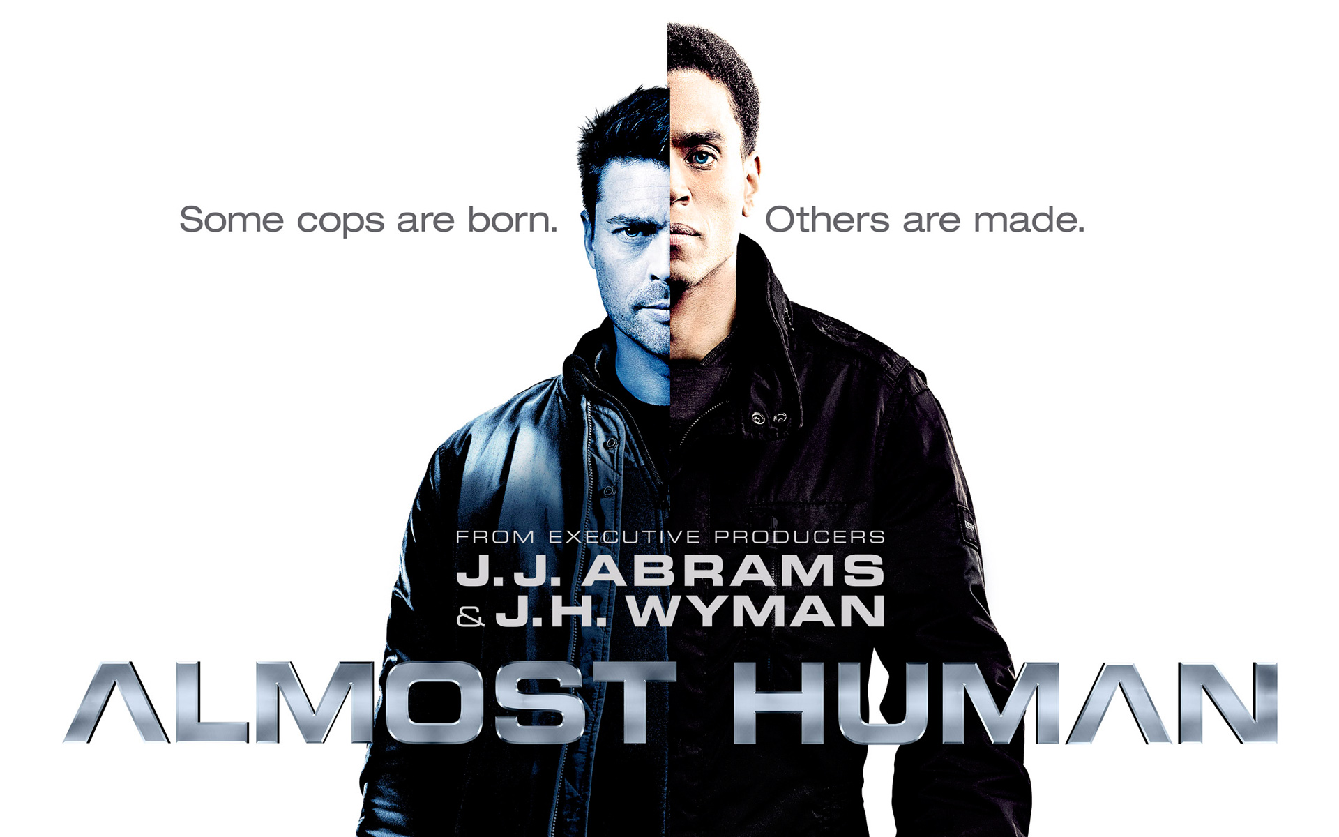 AlmostHumanposter