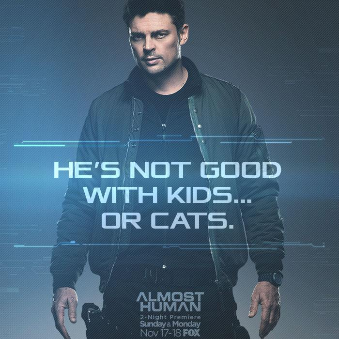 AlmostHumanposter_Kennex