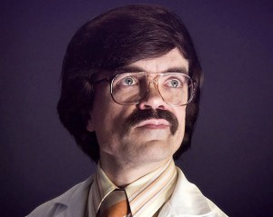 X-Men: Days of Future Past -- Pictured: Peter Dinklage as Bolivar Trask