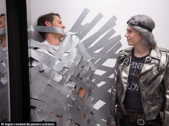 X Men Quicksilver Days Of Future Past Rhymes With Nerdy – ...