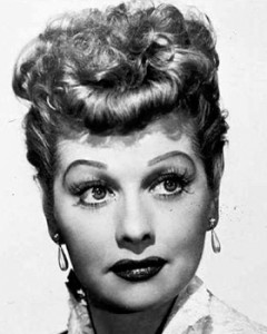 LUCILLE BALL - FILE PHOTO