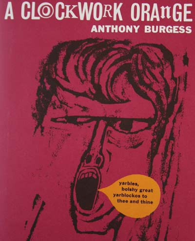 Rhymes With Nerdy – Happy Birthday Anthony Burgess!