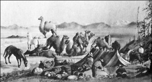 Sketch of the Beale Expedition