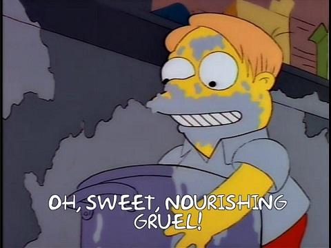 gruel